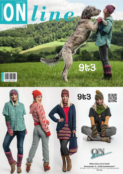 ONline Design Edition 1, Stricktrends, 9t3