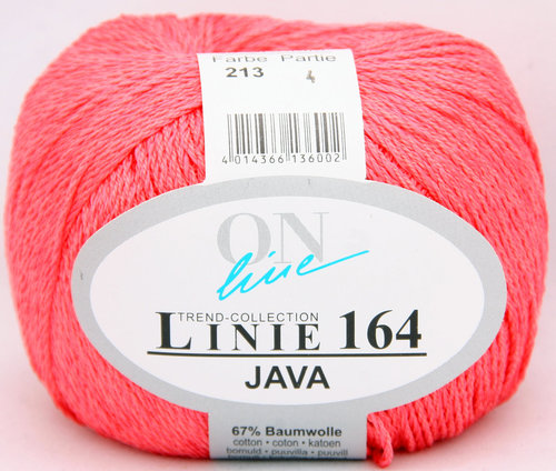 Linie 164 Java pink Farbe 213