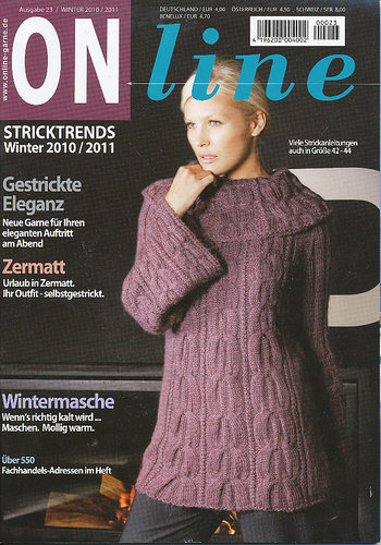 ONline Stricktrends Winter 2010/2011